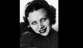 Luba Kadison, perhaps the last survivor of a golden age of modern Yiddish theater, who remained faithful to the genre even after moving to America.