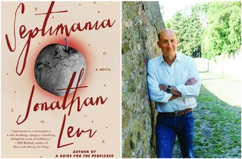 """""""Septimania: A Novel,"""" by Jonathan Levi (Jeanette Montgomery Barron/The Overlook Press)."""