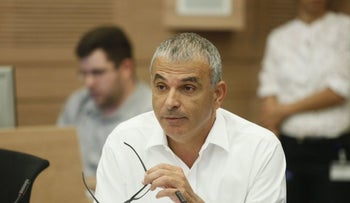 Finance Minister Moshe Kahlon, in October 2015.