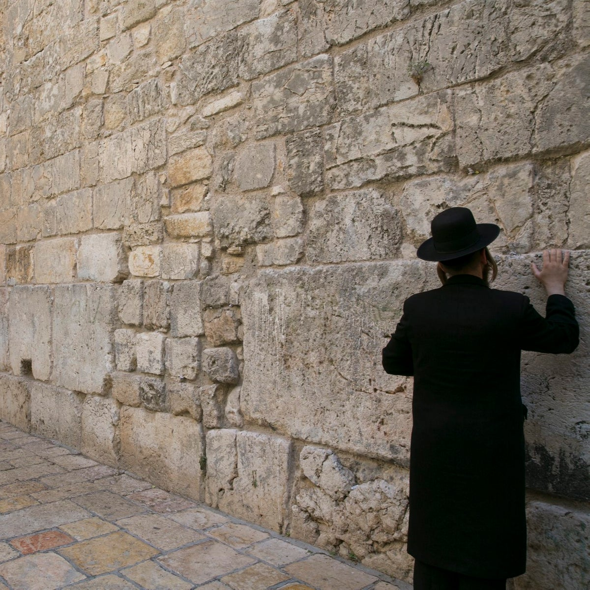 The Little Western Wall, August 2016.