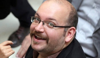 Jason Rezaian, one of the American prisoners released by Iran in January 2016.