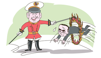 After Likud moves to clip his wings, Netanyahu makes minister pay