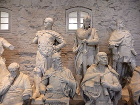 """From """"Unveiled: Berlin and its Monuments"""" at Spandau Citadel, Berlin."""