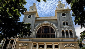 Image of Great Synagogue of South Africa, Cape Town, South Africa, 2014.