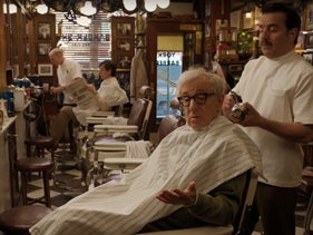 """Woody Allen plays a neurotic Jewish writer - no, really - in his debut television series, """"Crisis in Six Scenes."""""""