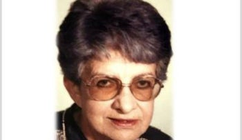 Renana Gutman, the director general of Israel's State Comptroller's Office from 1972-77, who passed away on September 18, 2016.