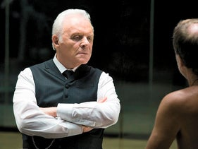 Anthony Hopkins as Dr. Robert Ford in 'Westworld.'