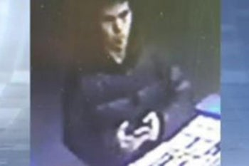 A photograph of the attacker who killed 39 at a New Year's Eve party in an Istanbul club.