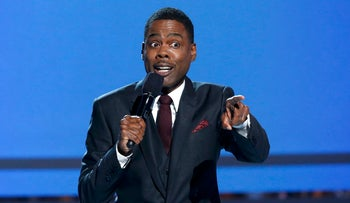 Chris Rock in 2014.