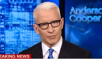 Anderson Cooper reacts to Donald Trump's 'Shithole countries' comments