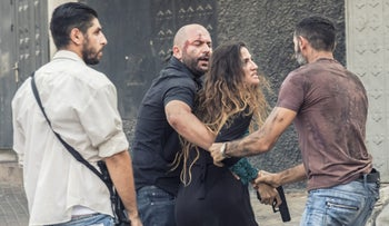 "A still from the second season of ""Fauda."""