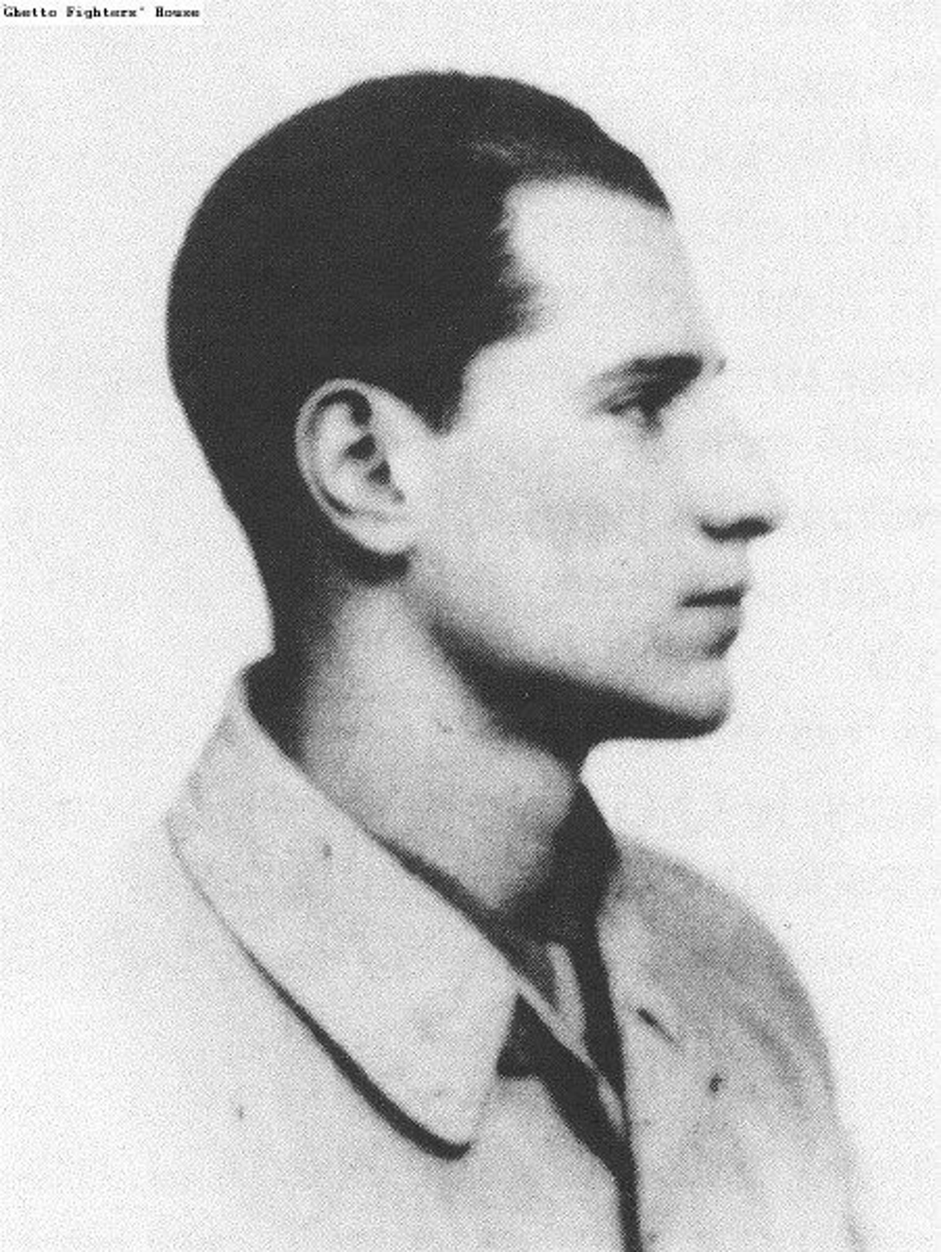 José Aboulker, leader of the Jewish resistance in Algeria during World War II.