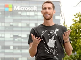Assaf Rappaport, the new CEO of Microsoft Israel's R&D center.