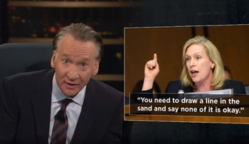 Bill Maher takes on the #MeToo movement on his HBO show 'Real Time with Bill Maher,' January 19,2018