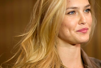Bar Refaeli. 'Paradoxically symbolizes the ultimate Israeli, because she allows Israelis to maintain the lie that they so much love.'