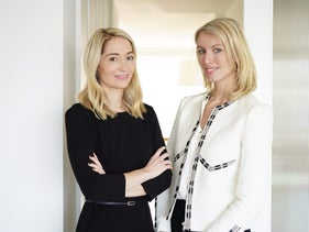 Lee Rotenberg and Alexandra Schinas founded IvyMark in 2014