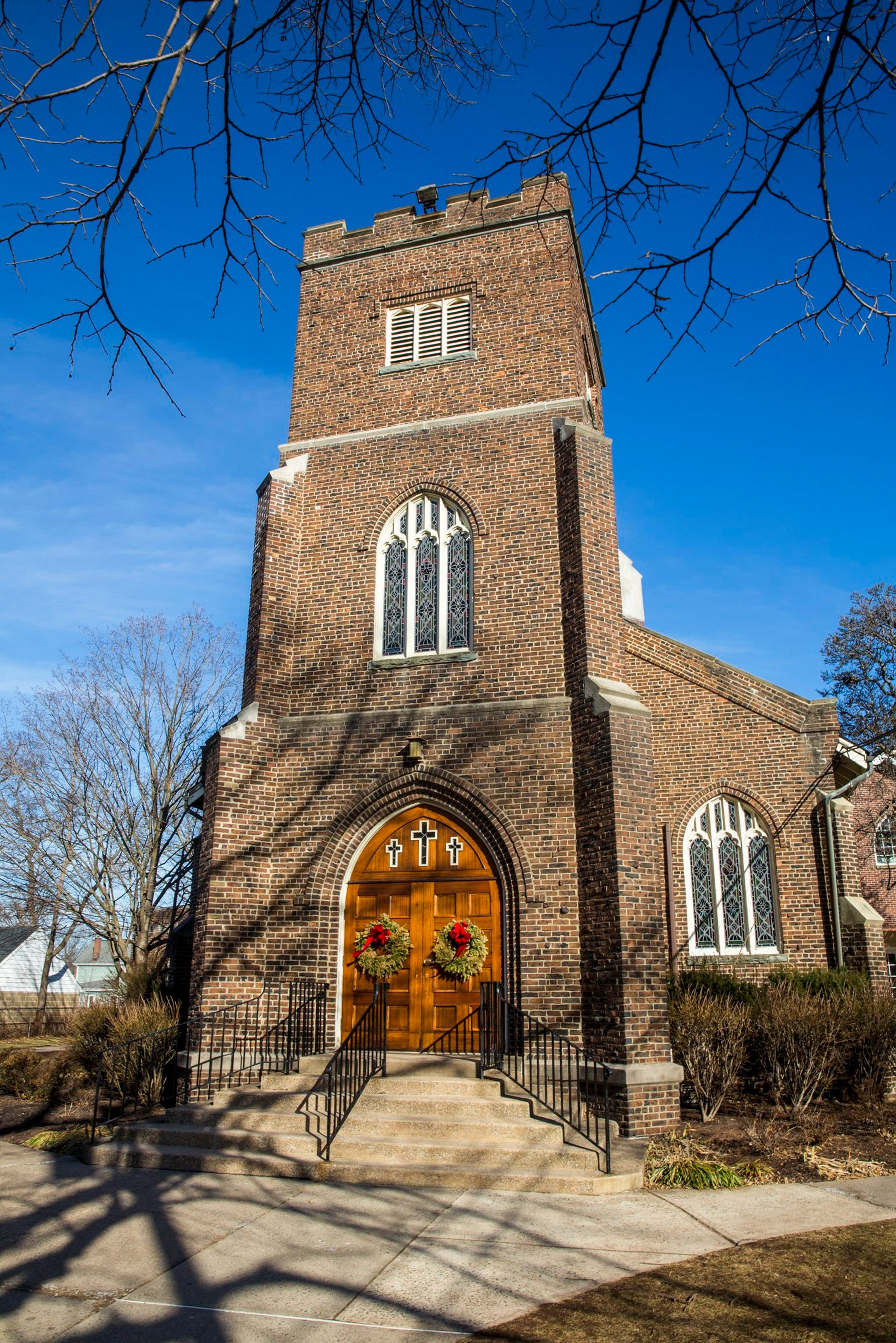 The Reformed Church of Highland Park.
