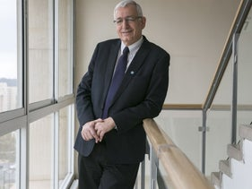 Shlomo Mor-Yosef, director general of the Population, Immigration and Border Authority, February 2018.
