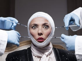 A Botox treatment.