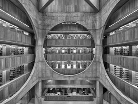 Exeter Library Exeter, New Hampshire 1965-72