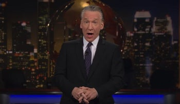 Monologue: Giving Hicks Hope   Real Time with Bill Maher (HBO)