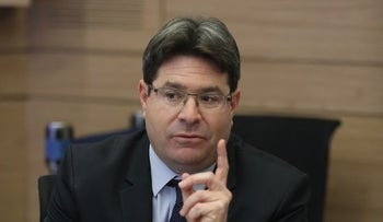 Likud MK Ofer Akunis, who told women they should 'stop whining' in order to be leaders on international women's day, 2018
