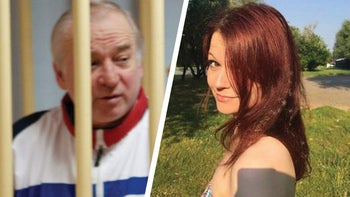 Former Russian Spy Sergei Skripal and daughter Yulia Skripal.