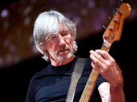 FILE PHOTO: Roger Waters performs at Staples Center in Los Angeles, California,  June 20, 2017.