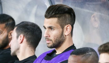 French-Israeli professional soccer player Antony Varenne