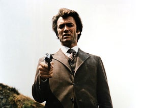 Clint Eastwood in 'Dirty Harry.'