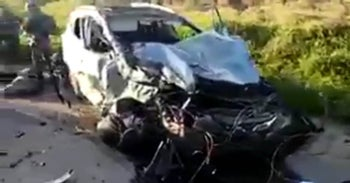 Snapshot of a video from the scene