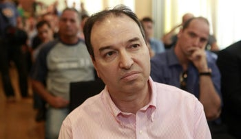 Attorney Shlomo Nass, who in March 2018 was acquitted in the bribery investigation involving Germany's Siemens.