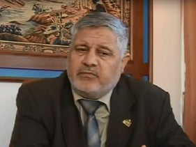 Senior Hamas official Dr. Ahmed Yousef.