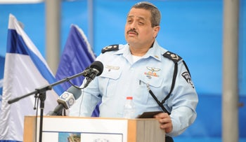 Police Commissioner Roni Alsheich.