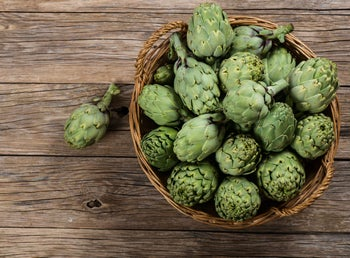 A bowl of artichokes. Jews in Rome are angered that Israel's Chief Rabbinate has banned its deep-fried delicacy, carciofi alla giudìa, from the country.