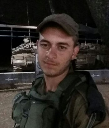 Eliyahu Drori, the 20-year-old private from the community of Beit Shemesh, who died in a tank accident on April 15, 2018.
