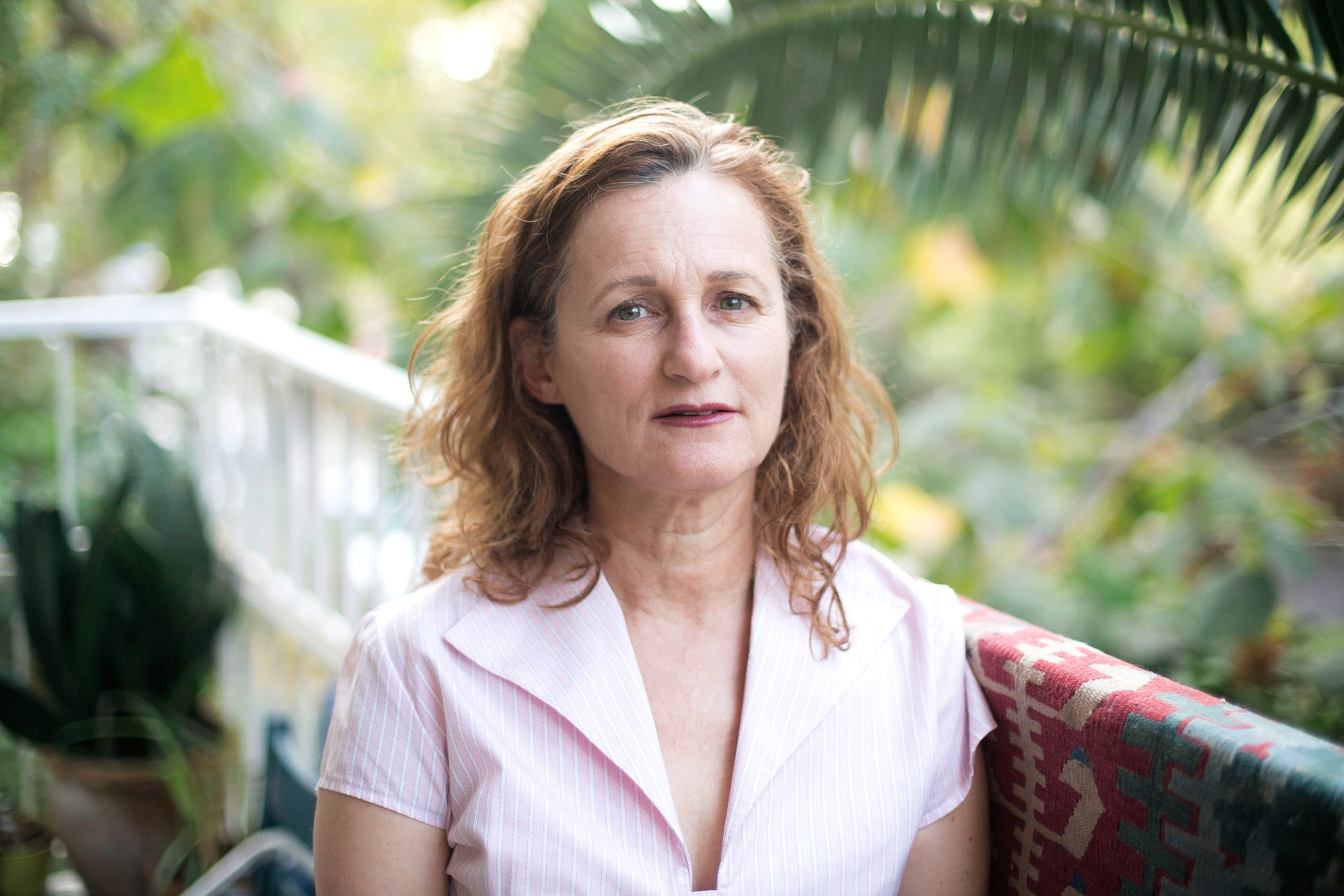 Hadas Ziv, director of public outreach for Physicians for Human Rights Israel and head of the group's ethics committee.