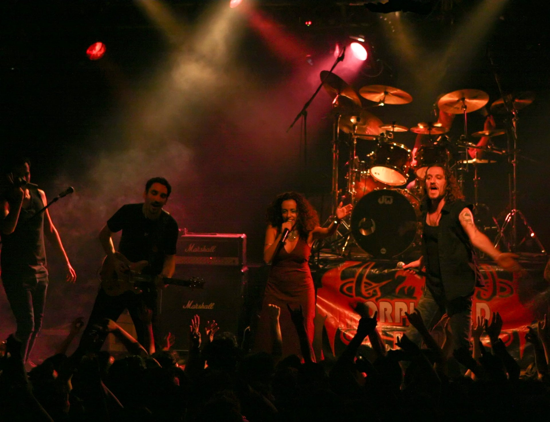 Orphaned Land in concert