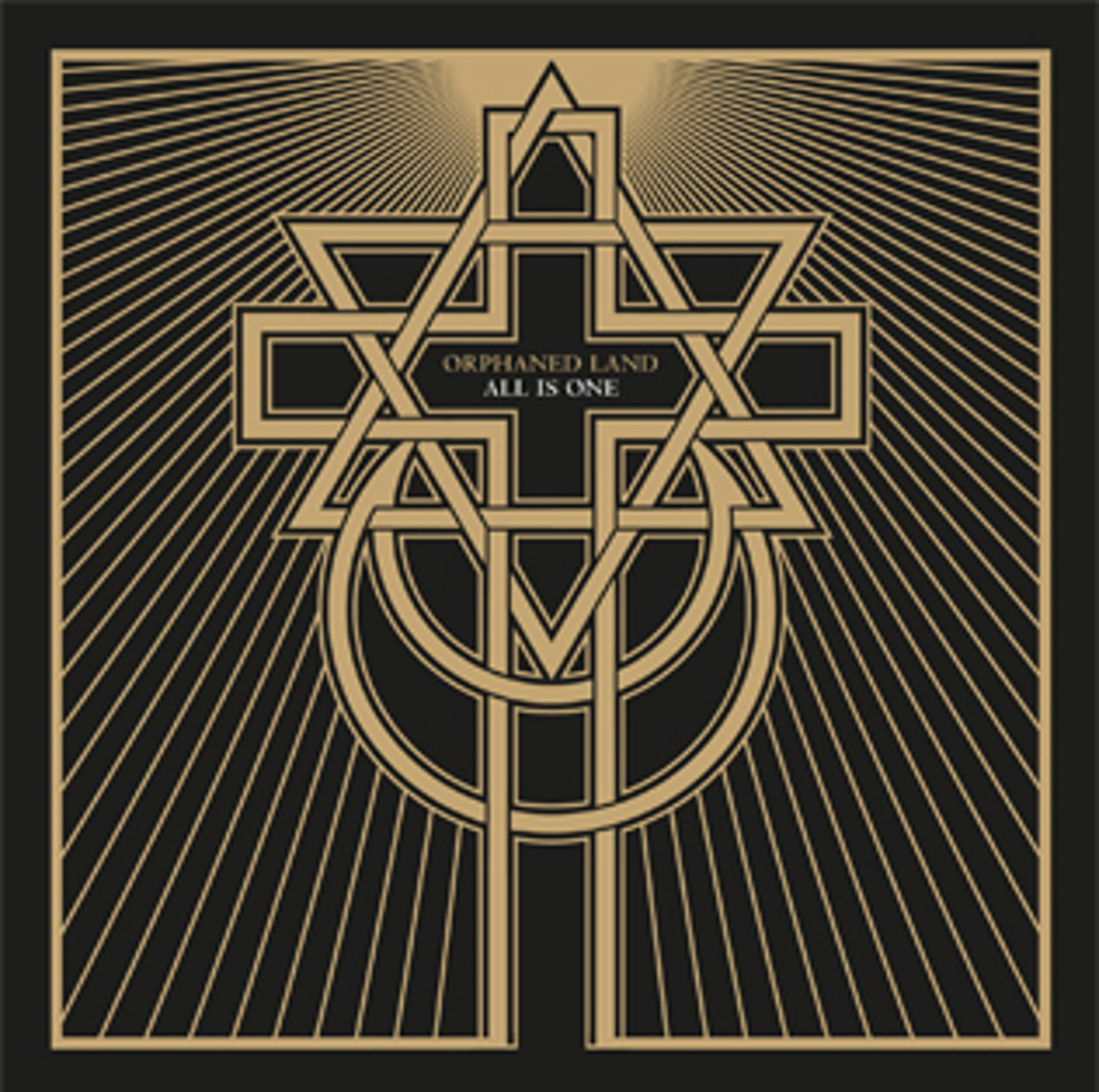 The cover of the band's 'All is One' album
