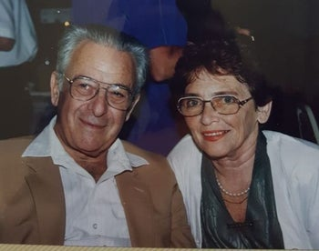 Yosef and Aviva Shiklosh.
