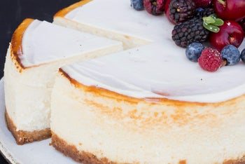 For the Shavuot holiday week, you can choose between cheesecake, book launches and yard sales