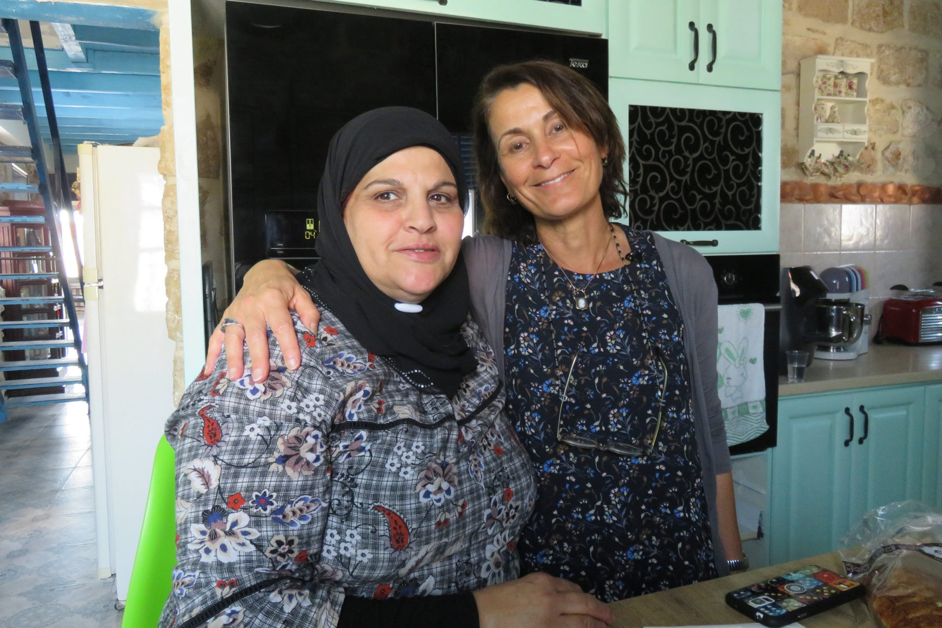 Maryam Ayek, who plans to turn four rooms in her house into travel homestays.