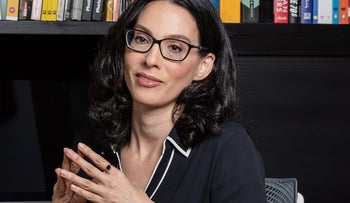 Amalia Rosenblum. 'While in New York, I got a peek into what today is called the 1 percent'