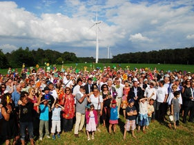 Bégawatts is pioneering community based energy production in France