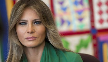 U.S. First Lady Melania Trump will not accompany the president to the Group of Seven summit in Canada, nor to planned North Korea nuclear talks in Singapore, her spokeswoman said on June 3, 2018