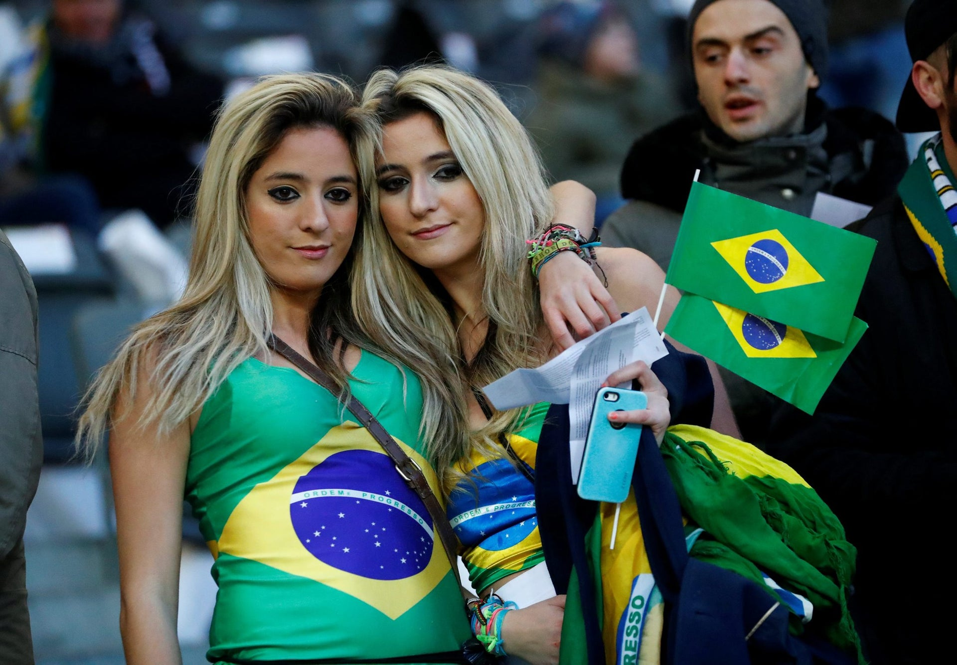 What will cameramen cut away to during Brazil games in the #MeToo era?