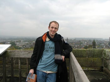Nir Katz, one of the two victims.