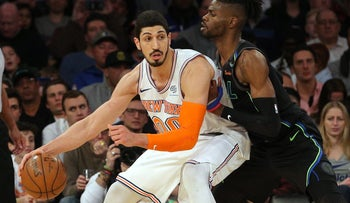 Enes Kanter, March 2018