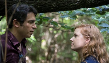 "Chris Messina and Amy Adams in ""Sharp Objects."""