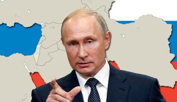 Under Vladimir Putin, Russia has staged a major comeback in the Mideast. Thanks to Obama's weak regional policy and Trump's total mayhem, the Mideast has become Putin's playground